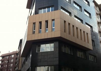 Basalto Negro Absoluto Pulido -Fachada