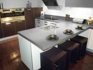 encimera para cocinas en Bilbao
