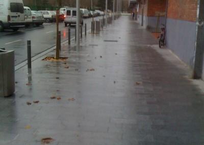 Granito Gris G603 Flameado - Pavimentación