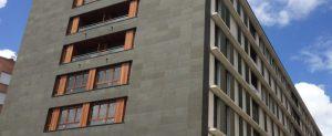 Rehabilitación de fachadas en piedra natural
